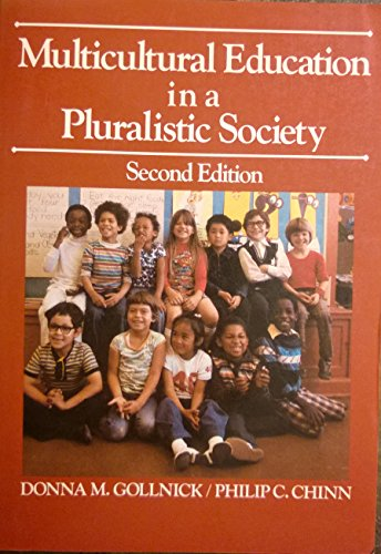 9780675205733: Multicultural Education in a Pluralistic Society
