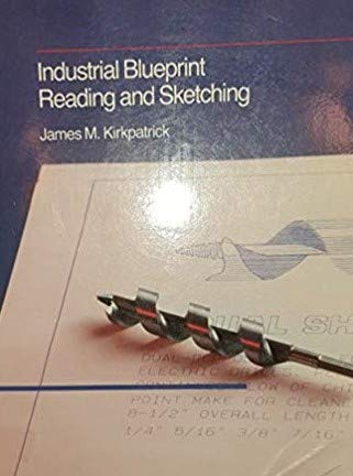 9780675206174: Industrial Blueprint Reading and Sketching