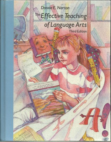 9780675206495: The Effective Teaching of Language Arts