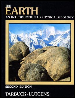 9780675206983: The Earth: Introduction to Physical Geology