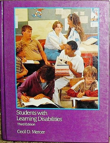 9780675207133: Students with Learning Disabilities