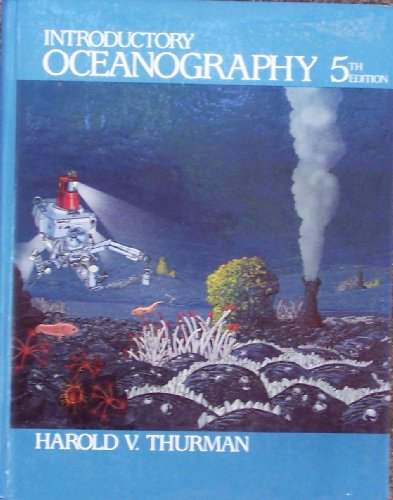 9780675208550: Introductory Oceanography