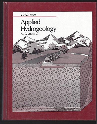 9780675208871: Applied Hydrogeology