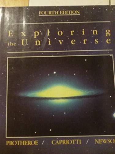 9780675208987: Exploring the Universe