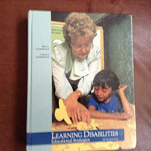 9780675209496: Learning Disabilities: Educational Strategies (5th Edition)