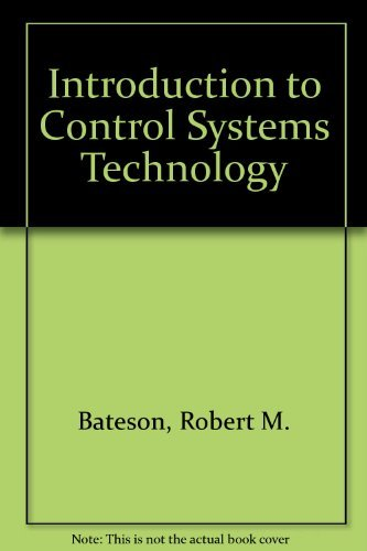 9780675210102: Introduction to Control Systems Technology