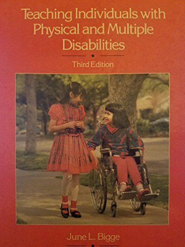 9780675210171: Teaching Individuals With Physical and Multiple Disabilities