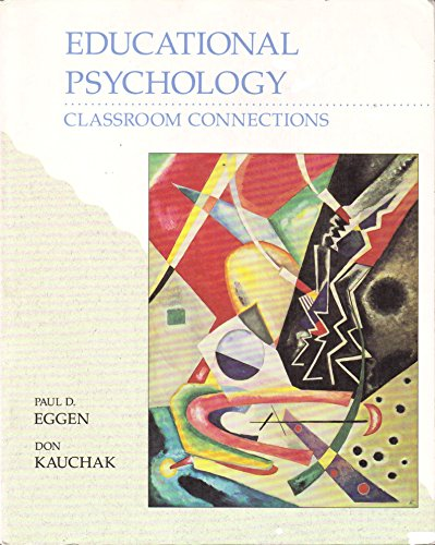 9780675210393: Educational Psychology