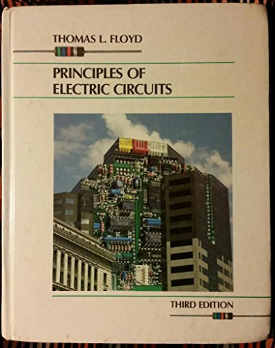 9780675210621: Principles of Electric Circuits: Conventional Flow Version