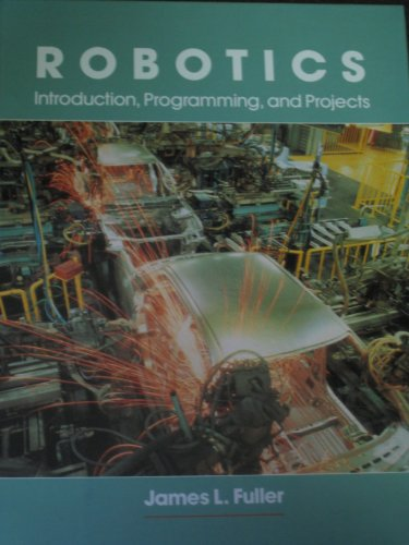 9780675210782: Robotics: Introduction, Programming, and Projects