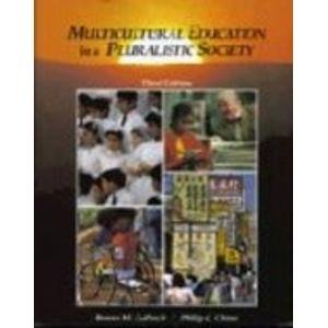 9780675211253: Multicultural Education in a Pluralistic Society