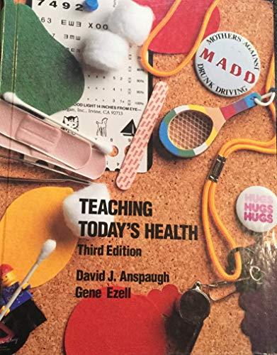 9780675211321: Teaching Today's Health