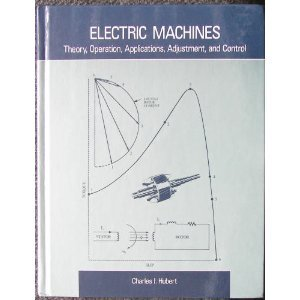 9780675211369: Electric Machines: Theory, Operation, Applications, Adjustment, and Control