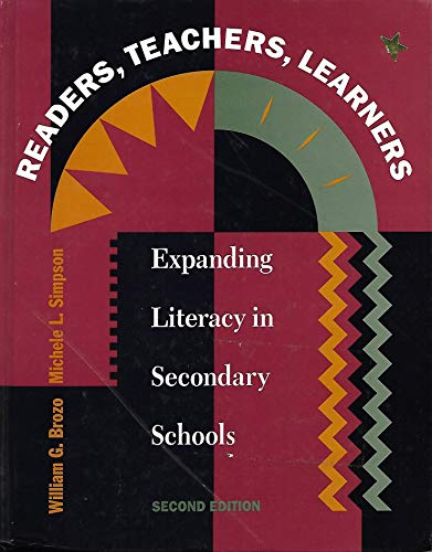 9780675211437: Readers, Teachers, Learners: Expanding Literacy in the Secondary Schools