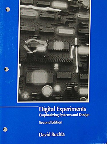 9780675211802: Digital Experiments: Emphasizing Systems and Design
