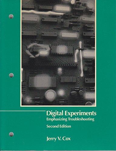 9780675211963: Digital Experiments: Emphasizing Troubleshooting