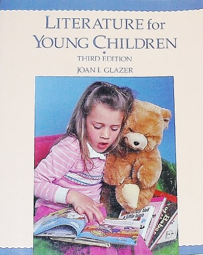 9780675212014: Literature for Young Children