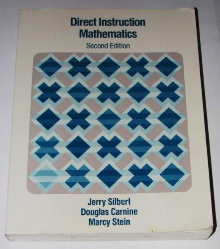 9780675212083: Designing Effective Mathemathics Instruction: A Direct Instruction Math