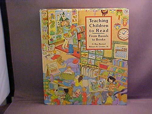 9780675212878: Teaching Children to Read From Basals To