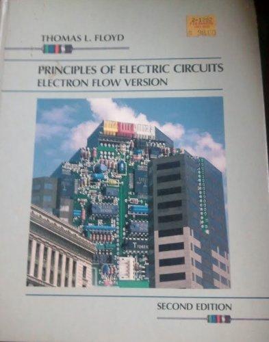 9780675212922: Principles Electric Circuits Elec Flow