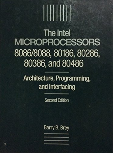 9780675213097: The Intel Microprocessors: Architecture, Programming and Interfacing (Merril's international series in engineering technology)