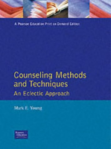 9780675213219: Counseling Methods and Techniques: An Eclectic Approach