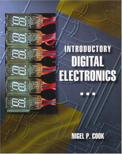 Introductory Digital Electronics: Nigel P. Cook