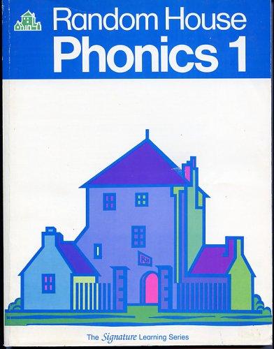 9780676355604: Random House Phonics 1 (The Signature Learning Series)