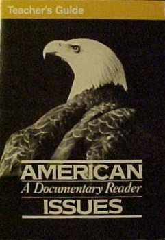 9780676356274: American issues: A documentary reader