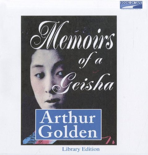 a biography of arthur golden the author of the best selling novel memoirs of a geisha Arthur golden's debut novel, memoirs of a geisha was a best seller when released in 1997 and it has finally made it to the big screen director, rob marshall was hired for the job, on the strength.