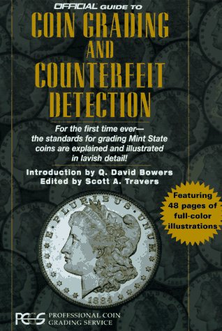 9780676600407: Official Guide to Coin Grading and Counterfeit Detection (1st ed)