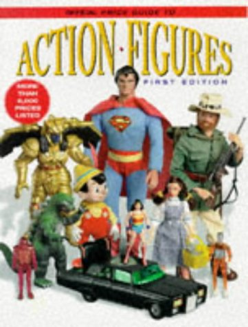 9780676600803: The Official Price Guide to Action Figures (Serial)