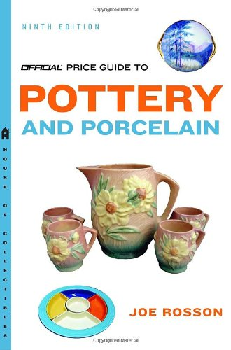 9780676600919: The Official Price Guide to Pottery and Porcelain