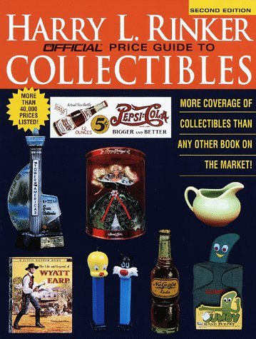 Official Price Guide to Collectibles, The - Second Edition