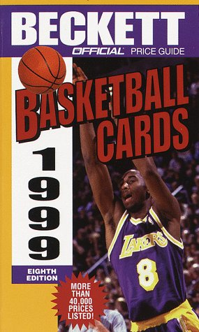9780676601473: Official Price Guide to Basketball Cards 1999, 8th Edition