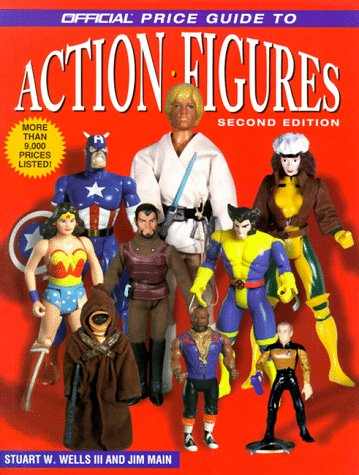 9780676601794: The Official Price Guide to Action Figures