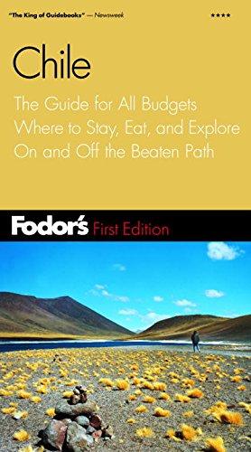 Fodor's Chile: No Author