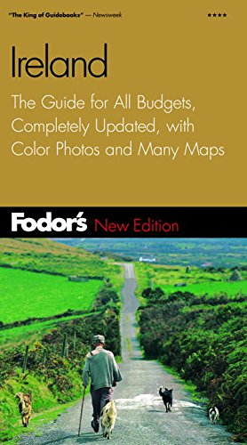 Fodor's Ireland, 33rd Edition: The Guide for All Budgets, Completely Updated, with Color ...