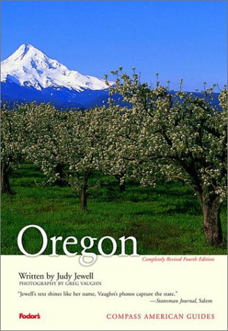 9780676901405: Compass American Guides: Oregon, 4th Edition (Full-color Travel Guide)