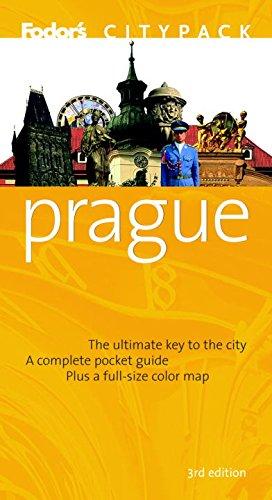 Fodor's Citypack Prague, 3rd Edition (Citypacks): Fodor's