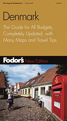 9780676902013: Fodor's Denmark, 3rd Edition: The Guide for All Budgets, Completely Updated, with Many Maps and Travel Tips (Travel Guide)