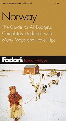 9780676902020: Fodor's Norway, 6th Edition: The Guide for All Budgets, Completely Updated, with Many Maps and Travel Tips (Travel Guide)