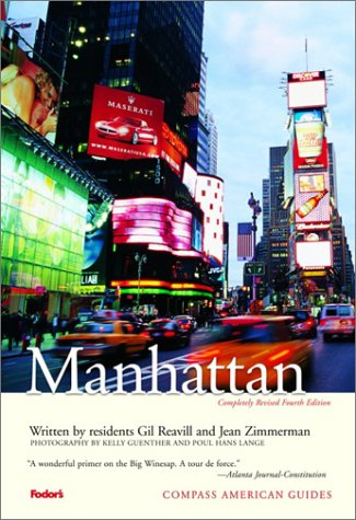 9780676904956: Compass American Guides: Manhattan, 4th Edition (Full-color Travel Guide)