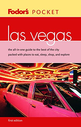 9780676908756: Fodor's Pocket Las Vegas, 1st edition: The All-in-One Guide to the Best of the City Packed with Places to Eat, Sleep, Shop, and Explore (Travel Guide)