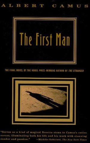 9780676970050: THE FIRST MAN [The First Man ] BY Camus, Albert(Author)Paperback 06-Aug-1996