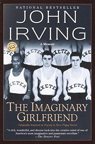 The Imaginary Girlfriend: A Memoir (0676970451) by John Irving