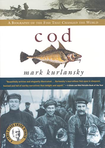 9780676971118: Cod - A Biography Of The Fish That Changed The World