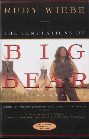 9780676972191: The Temptations of Big Bear