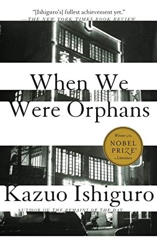 9780676973068: [(When We Were Orphans)] [Author: Kazuo Ishiguro] published on (October, 2001)