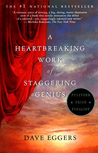 9780676973655: A Heartbreaking Work of Staggering Genius